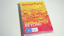 Genius Party + Genius Party Beyond DVD Boxset | Anime Studio 4°C | BRAND NEW
