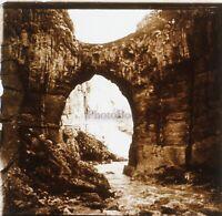 Algeria Arc IN Pierre Foto Stereo PL58L29n3 Placca Lente Vintage