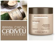 BRASIL CACAU EXTREME DAMAGED HAIR REPAIR STRENGTHENING MASK COCOA BUTTER 500ml