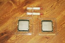 Matched Pair Intel Xeon E5-2680 2.70GHz 8-Core 20MB 8.0GT/s Processors SR0KH QTY