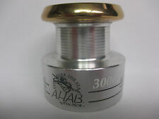 USED FIN NOR SPINNING REEL PART - Ahab Lite 3000 - Spool Assembly #D