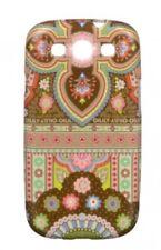 Oilily Caja Del Teléfono Móvil Spring Ovation Samsung Galaxy SIII Case Cappuccin