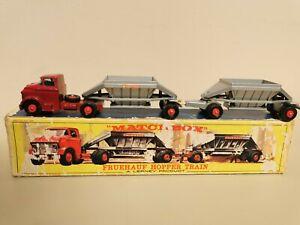 Matchbox Freuhauf Hopper Train M-4 Vintage