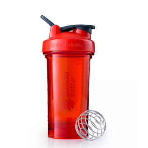 Blender Bottle Pro28 Sport Mixer Coral 28oz with Mixer Ball Leak Proof BPA Free