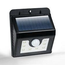 vif SMD LED À ÉNERGIE SOLAIRE PIR Détecteur de mouvements Lampe murale extérieur