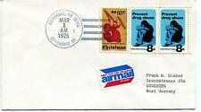 1975 Fairbanks Alaska Dearhorse Br. Polar Antarctic Cover