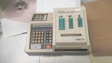 Data Io 29a Universal Programmer And Logicpak 303a 001 Adapter Passes Self Test