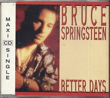 BRUCE SPRINGSTEEN - Better days - MAXI CD USATO 3 TRACKS USATO OTTIME CONDIZIONI