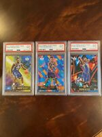 Donovan Mitchell Court Kings Rookie Lot (Level I, II, III) WOW!!!