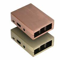 Aluminum Alloy RPi Enclosure Case Shell Box For Raspberry Pi 2 3 Model B B+ OF