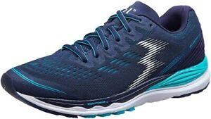 361 Women's Meraki 2 Running Shoe, Blue, 8.5 B(M) US