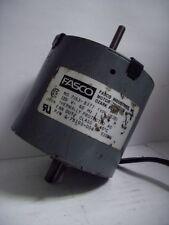 FASCO 7163-8377 U63B1 AC FAN MOTOR 120VAC 1.58A 60Hz 1/4HP