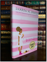 Blended ✍SIGNED✍ by SHARON M. DRAPER New Hardback 1st Edition First Printing