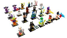 LEGO SERIES LA LEGO BATMAN PELICULA 2 COLECCION COMPLETA 71020 MINIFIGURAS NEW
