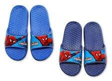 Marvel Spider Man Licensed Pool Sliders Beach Sandals Summer Slippers Shoes