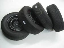 Kpl.Räder Winter-Reifen 195/65 R15 Stahlfelgen 6x15 ET47 VW Golf  5 Touran