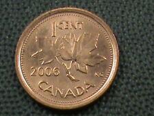 CANADA   1 Cent   2006   UNC    ,   $ 2.99  maximum  shipping  in  USA
