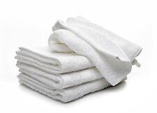 20 Pieces Hotel/Motel/Massage White Cotton Hand Towel, 40cmx70cm