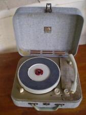 1950s Era Radio, Gramophone & Phone Collectables