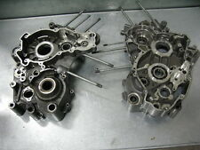 KTM 950 ADVENTURE 04 ENGINE CRANKCASE CRANK CASE CASES LEFT RIGHT 16K MILES