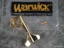 NEW WARWICK BASS SIDE TUNER GOLD GUITAR PART THUMB DOLPHIN CORVETTE NT BO