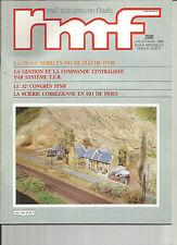 RMF N° 260 LA 150-A/C / SCIERIE CORREZIENNE / VOIT MIXTE 2e CLASSE -FOURGON UIC