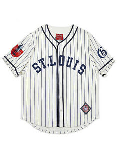 ST. LOUIS STARS NEGRO LEAGUE BASEBALL JERSEY Vintage collection Jersey