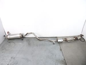 Hyundai i20 MK1 2008 - 2012 Complete Exhaust System