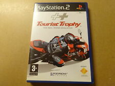 PS2 GAME / TOURIST TROPHY (PLAYSTATION 2)