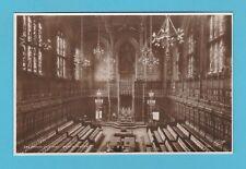 LONDON  -  WALTER SCOTT POSTCARD  -  THE  HOUSE  OF  WORDS  -  C 1937