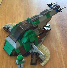 Lego Star Wars Slave 1 (7144) Boba Fett Han Solo en Carbonita