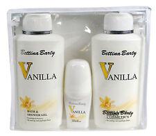 Bettina Barty Vanilla  Body Lotion & Duschgel & Roll On 1050 ml Sparangebot