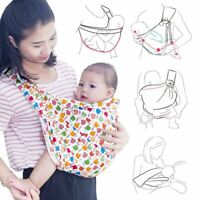Child Sling Wrap Baby Carrier Front Carry Nursing Pouch For Newborn Infant Kids