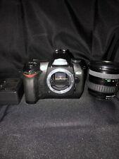 Nikon D70 6.1MP Digital SLR Camera - Black (Body Only) With Promaster 19-35 Lens