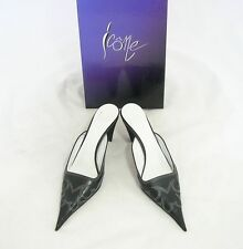 Icone Size 35 Mules Sabots Mules Shoes Shoes Black New Previously