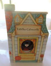 Catswitch Hollow TABITHA CATSWORTH- Cat Figurine- Hallmark -1993- MIB