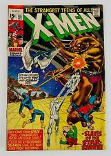 X-Men #65 Neal Adams Havok Polaris Fantastic Four Hot Key Bronze Age No Reserve!
