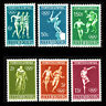 Luxembourg 1968 - Olympic Games - Mexico - Sc 460/5 MNH