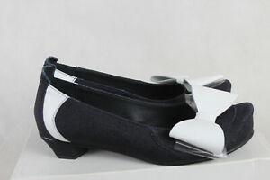 Tiggers Lara 20 al Schuhe,Pumps mit Schleife,Damen Gr.37,neu LP149€
