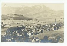 Gais RPPC Antique Tyrol Photo—CPA Fotokarte AK Alps Village 1910s