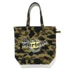BAPE x Dr. Martens Tote Bag One size 2018 Air Wair Unisex A Bathing Ape 1st Camo