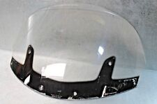 USED Harley Davidson SPORTECH Windshield Windscreen AS6 M-177  DOT774 USED