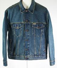 Vintage Levis Denim Signature Jacket Size M Distressed