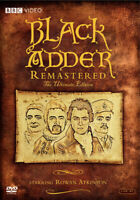 Black Adder: The Complete Collector's Set (DVD,2001) (warde112081d)