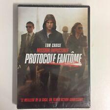 Mission Imposible Protocolo Fantasma Tom Cruise DVD Nuevo en Blíster c2