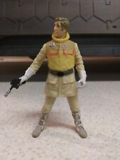Star Wars General Rieeken Hoth Command Hasbro 2003 3.75 Action Figure