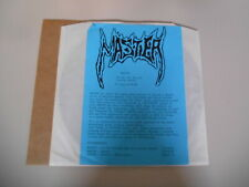 LP Metal Master - On The 7th Day (10 Song) Testpress NUCLEAR BLAST Speckmann