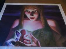 A Baby Fairy Faerie Is Born Print Signed Numbered 6/350 Joy Argento Unique!