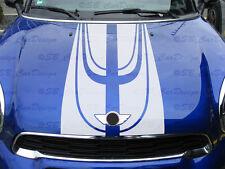 SET A Viperstreifen Stripes Aufkleber f. BMW MINI Cooper S PACEMAN R61 Works