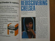 1970 TV Guide(CHELSEA  BROWN/SALLY MARR/MARTHA RAYE/TIGE ANDREWS/THE MOD  SQUAD)